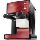 Ekspres do kawy kolbowy Breville Prima Latte czerwony