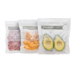 Zapinane torebki próżniowe do świeżej żywności FVB015X