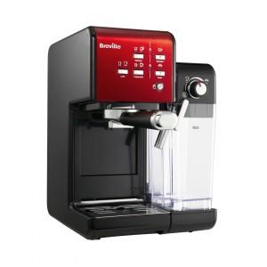 Ekspress do kawy kolbowy Breville Prima Latte II Czerwony VCF109X